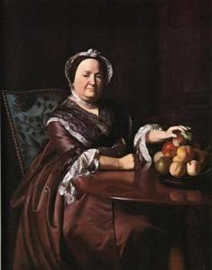 John Singleton Copley, Mrs. Ezekiel Goldthwait (Elizabeth Lewis) (1771).